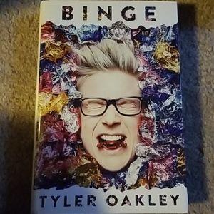 Binge by Tyler Oakley Book